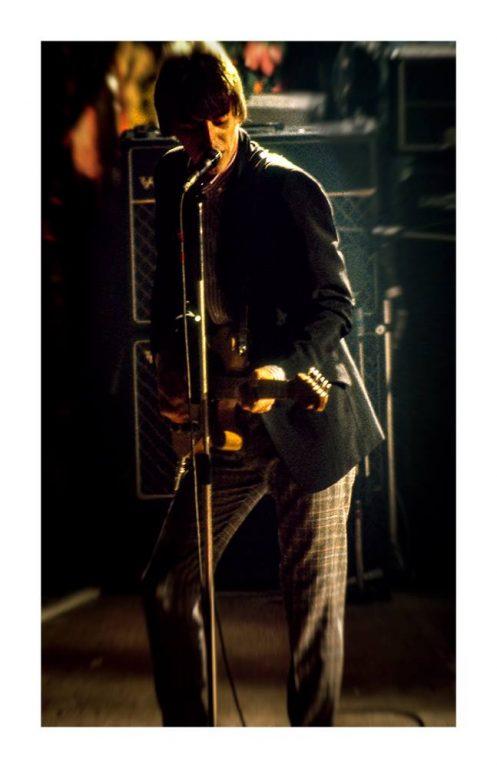 Paul Weller by Derek D'Souza