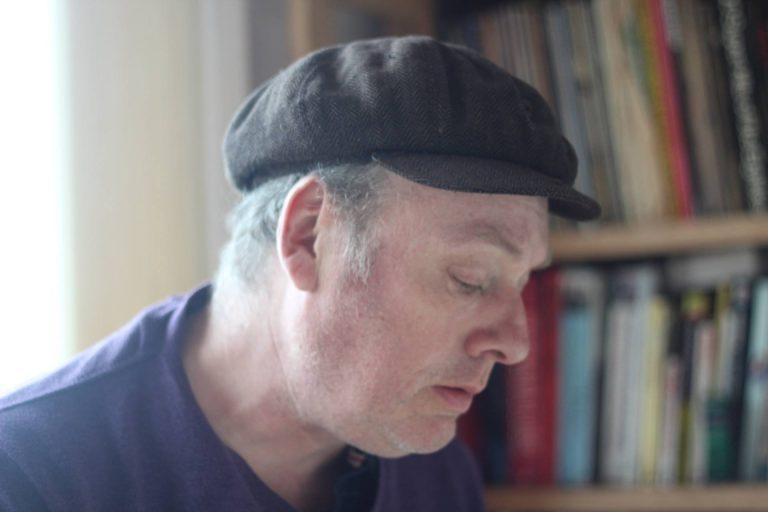 Simon Wells at work