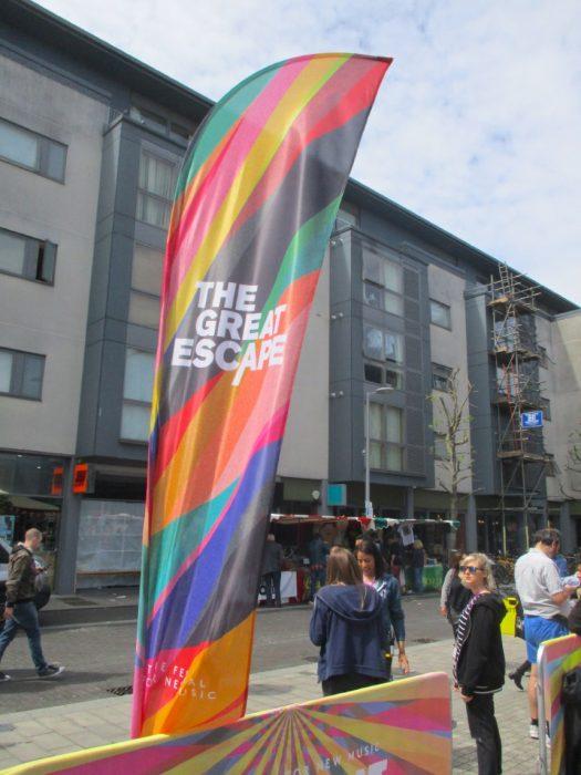 Brighton rock: The Great Escape festival