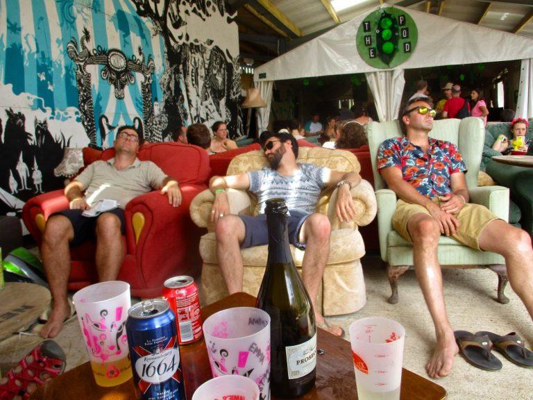 Pod Bar at Cock & Bull Festival