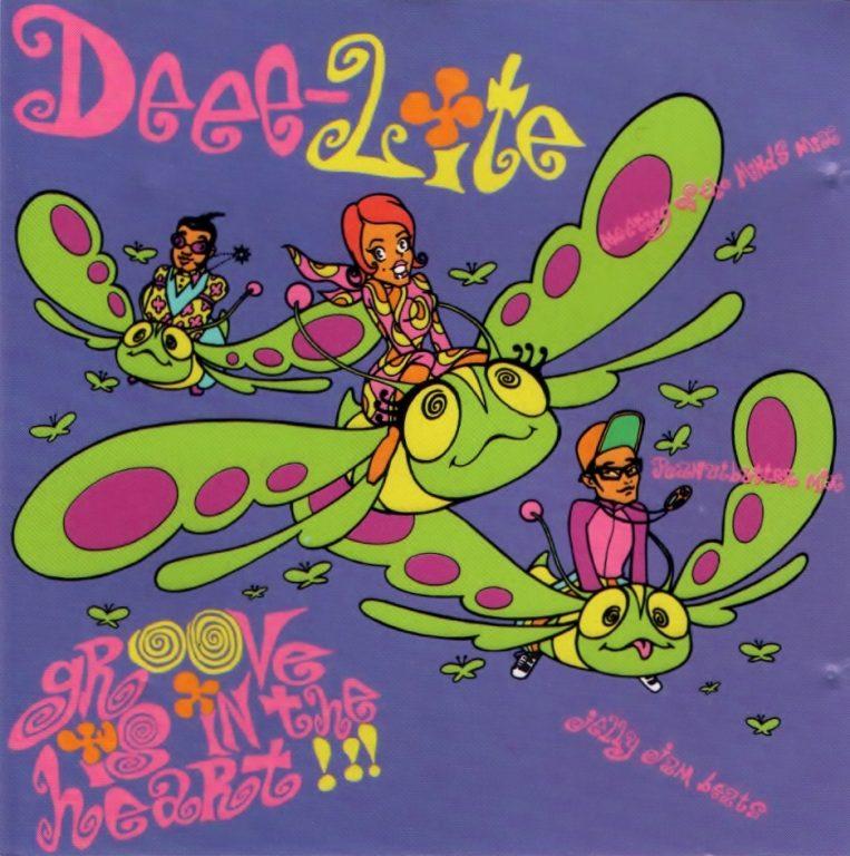 Groove Is In The Heart - Deee-Lite