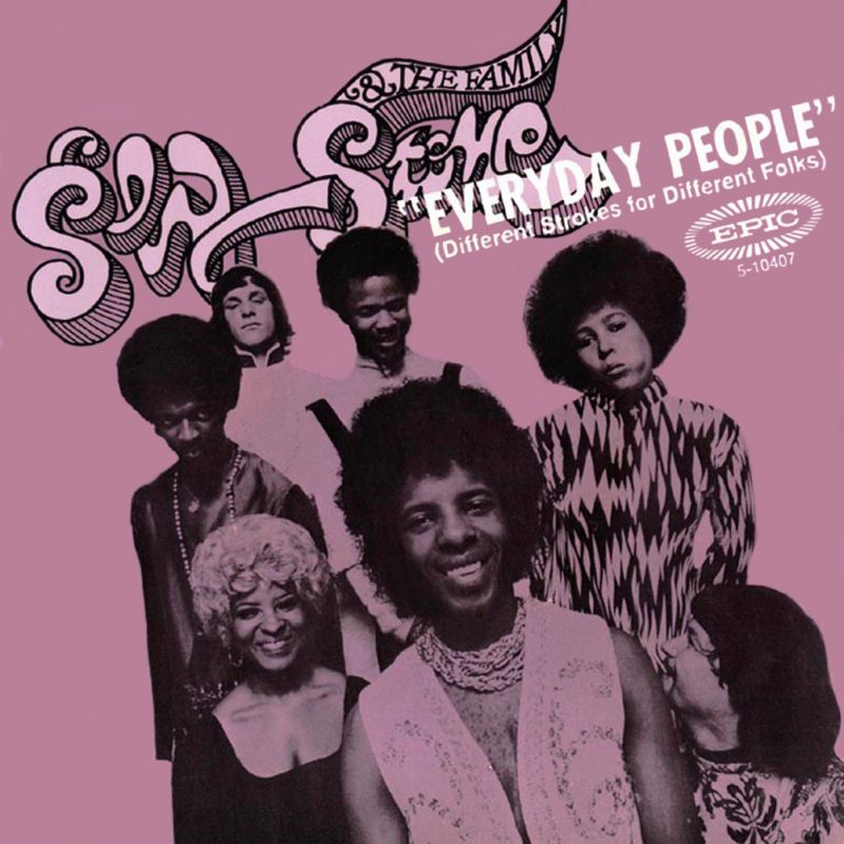 Everyday People Sly & the Family Stone