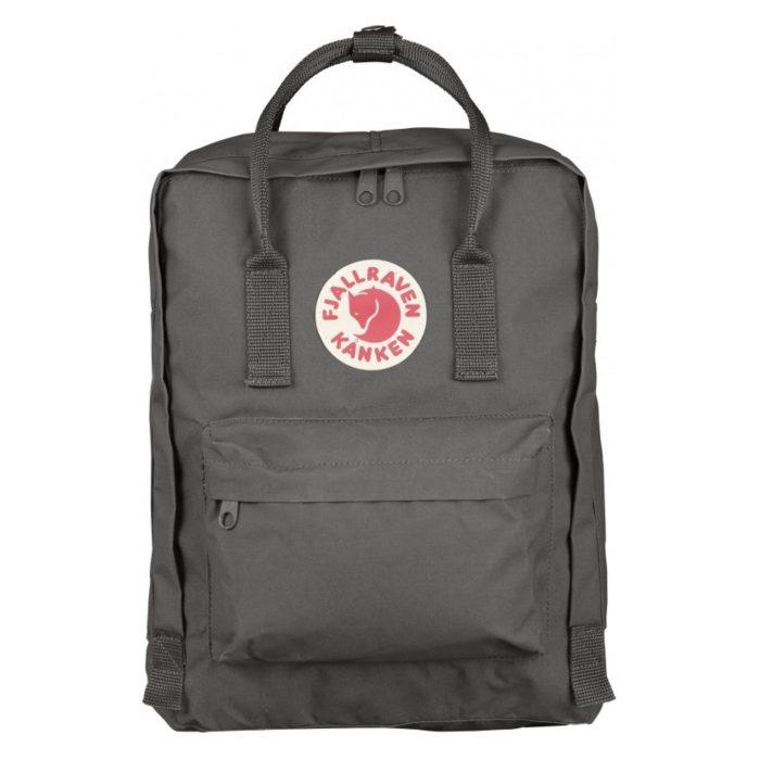 Fjällräven Kånken backpack: Too cool for school