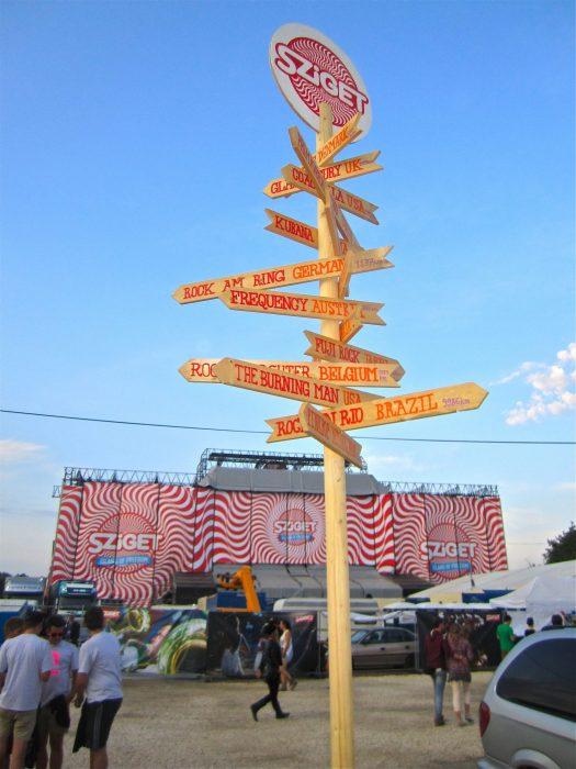 Ravenously Hungary: Sziget 2013